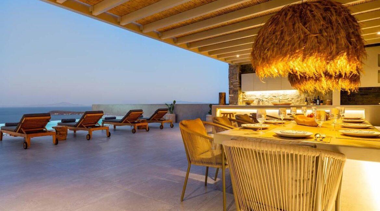 New Luxury Villa for Sale Paros Cyclades, Paros Villas for sale 4