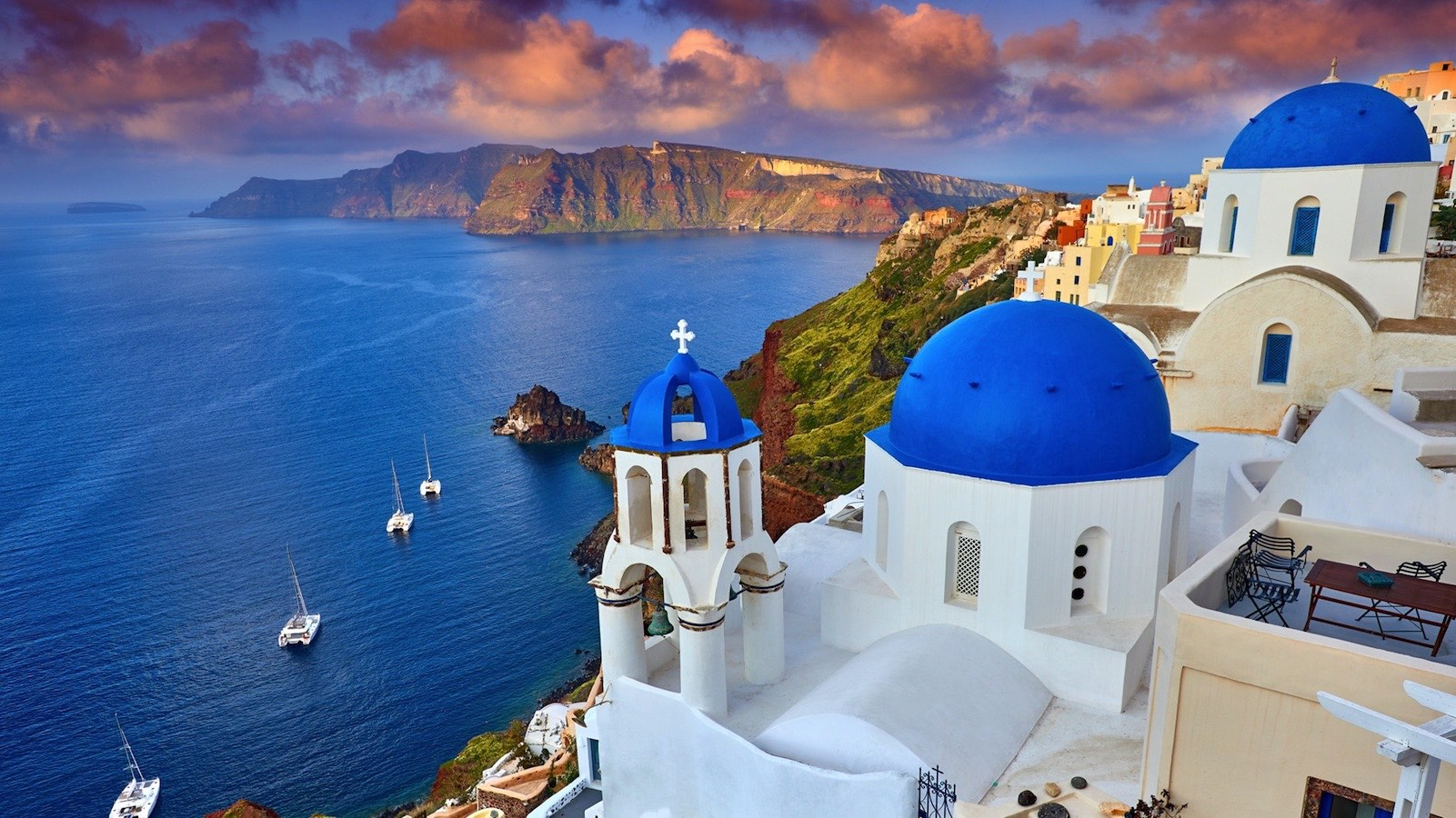 Santorini Greece Best Island in Europe for 2020