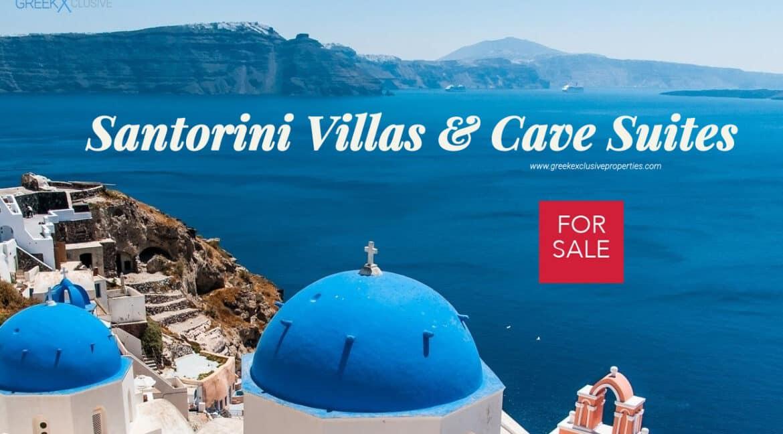 Santorini Properties for Sale, Santorini cave house, Hotels for Sale in Santorini, Santorini real estate, Santorini villas for sale, Oia properties for sale