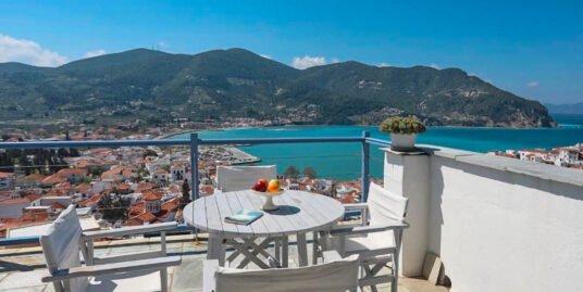 Amazing Sea View House in Greek Island Skopelos