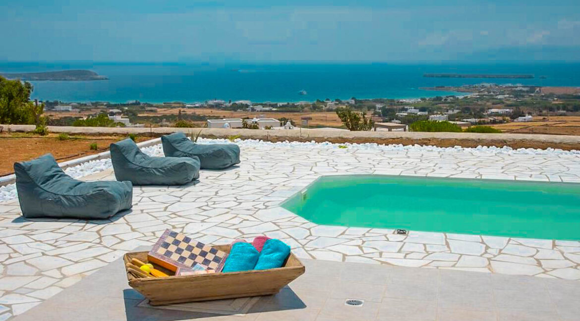 Sea View Property in Paros, Luxury Homes for Sale Paros Greece