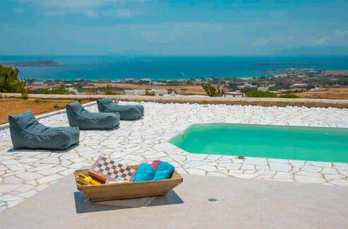 Sea View Property in Paros, Luxury Homes for Sale Paros Greece