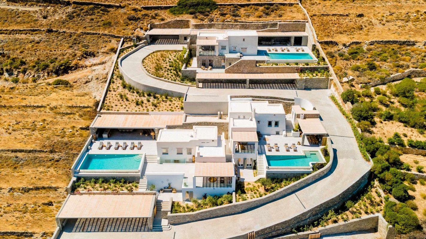 New Luxury Estate Paros Greece