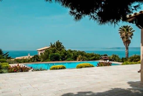 Villa with Pool and Sea View at Sounio Attica, Villas Sounio South Athens for sale 16