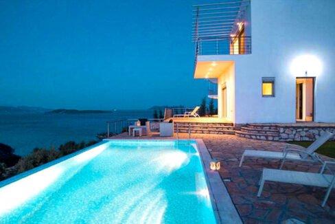 Complex of 4 Houses in Lefkada, Sivota, Villas for Sale Lefkas Greece 11