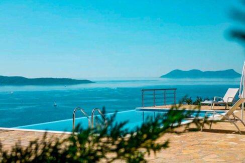 Complex of 4 Houses in Lefkada, Sivota, Villas for Sale Lefkas Greece 12
