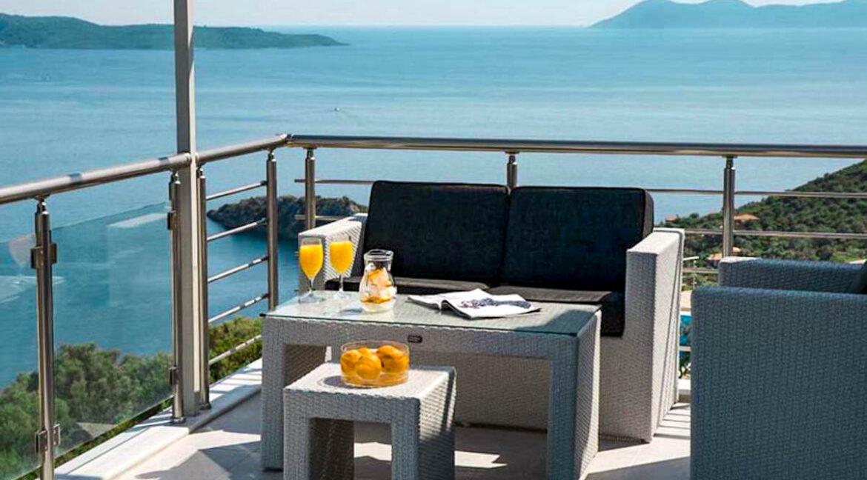 Complex of 4 Houses in Lefkada, Sivota, Villas for Sale Lefkas Greece 13