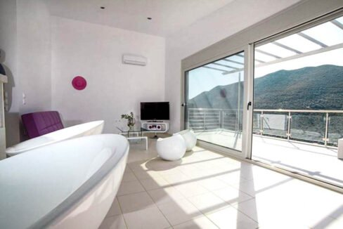 Complex of 4 Houses in Lefkada, Sivota, Villas for Sale Lefkas Greece 14