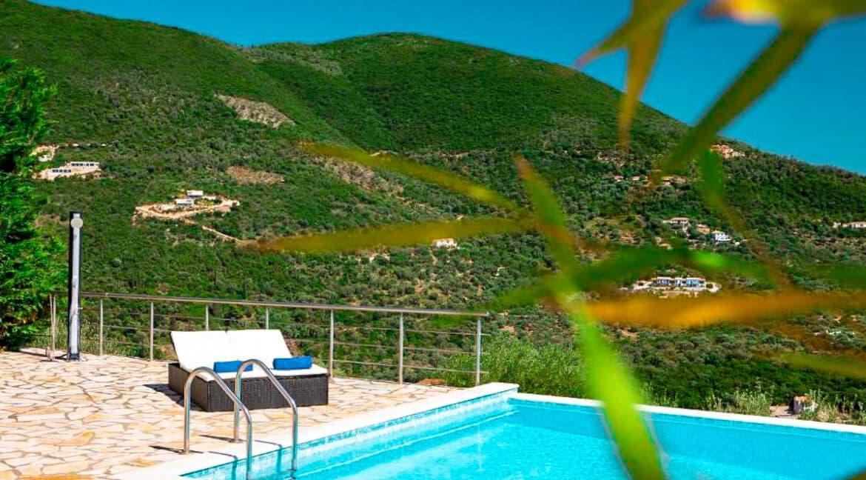 Complex of 4 Houses in Lefkada, Sivota, Villas for Sale Lefkas Greece 15