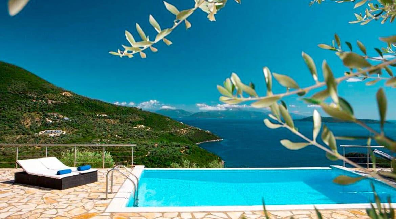 Complex of 4 Houses in Lefkada, Sivota, Villas for Sale Lefkas Greece 16