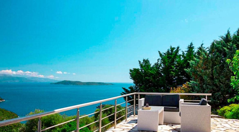 Complex of 4 Houses in Lefkada, Sivota, Villas for Sale Lefkas Greece 17