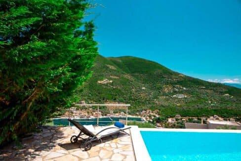 Complex of 4 Houses in Lefkada, Sivota, Villas for Sale Lefkas Greece 19
