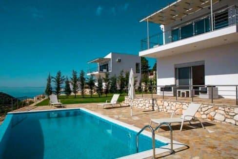 Complex of 4 Houses in Lefkada, Sivota, Villas for Sale Lefkas Greece 2