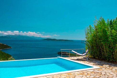 Complex of 4 Houses in Lefkada, Sivota, Villas for Sale Lefkas Greece 24