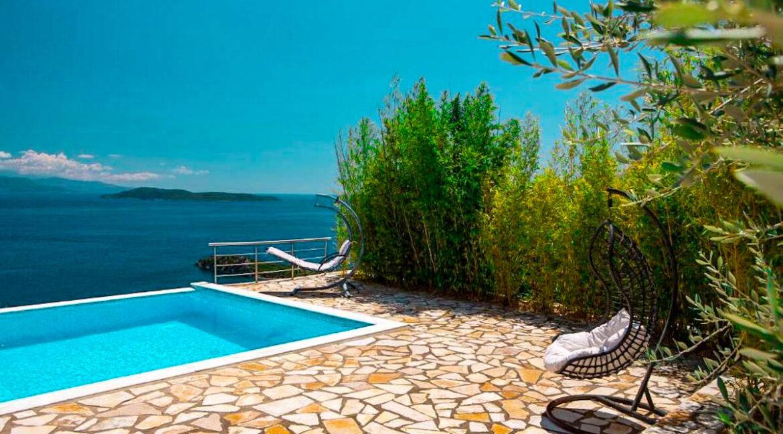 Complex of 4 Houses in Lefkada, Sivota, Villas for Sale Lefkas Greece 25