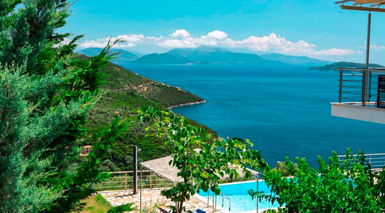 Complex of 4 Houses in Lefkada, Sivota, Villas for Sale Lefkas Greece 26