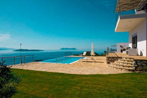 Complex of 4 Houses in Lefkada, Sivota, Villas for Sale Lefkas Greece 3