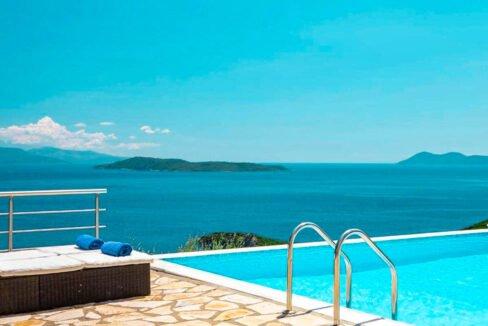 Complex of 4 Houses in Lefkada, Sivota, Villas for Sale Lefkas Greece 30