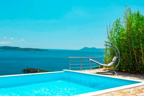 Complex of 4 Houses in Lefkada, Sivota, Villas for Sale Lefkas Greece 31