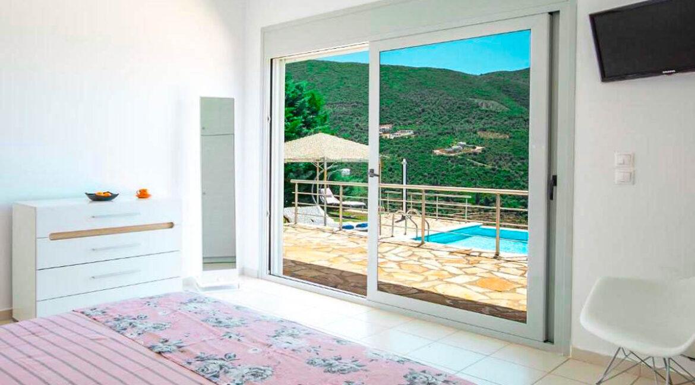 Complex of 4 Houses in Lefkada, Sivota, Villas for Sale Lefkas Greece 32