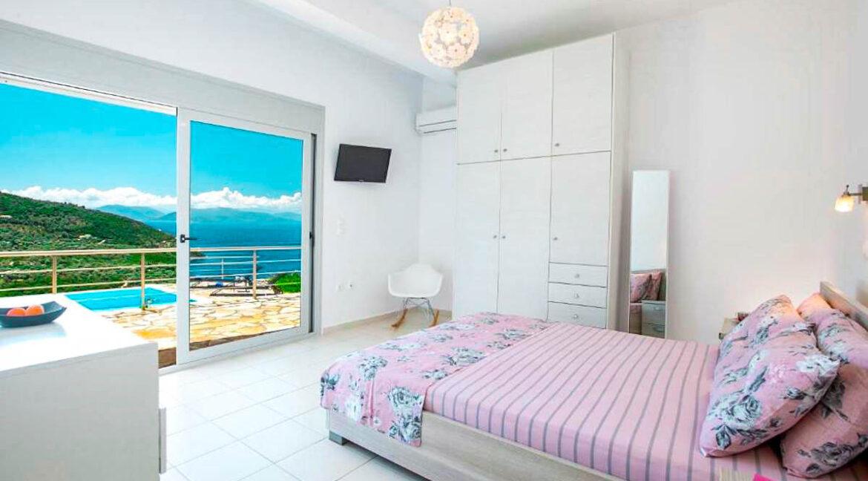 Complex of 4 Houses in Lefkada, Sivota, Villas for Sale Lefkas Greece 33