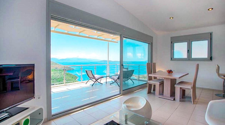 Complex of 4 Houses in Lefkada, Sivota, Villas for Sale Lefkas Greece 37