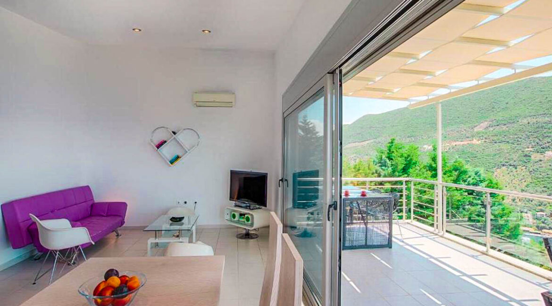 Complex of 4 Houses in Lefkada, Sivota, Villas for Sale Lefkas Greece 38