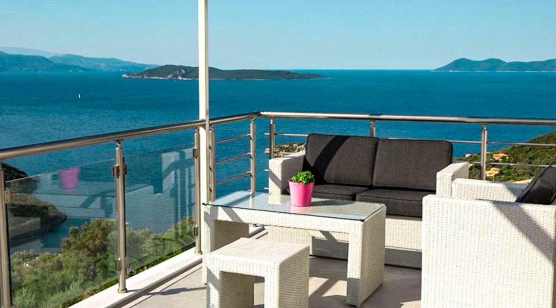 Complex of 4 Houses in Lefkada, Sivota, Villas for Sale Lefkas Greece 4