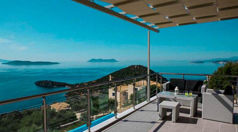 Complex of 4 Houses in Lefkada, Sivota, Villas for Sale Lefkas Greece 5