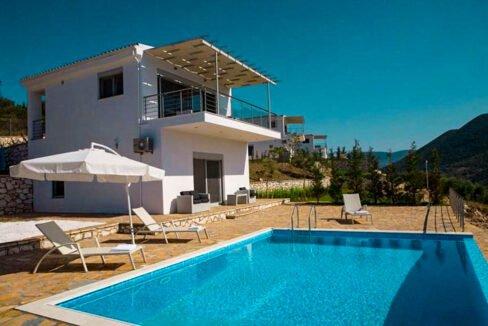 Complex of 4 Houses in Lefkada, Sivota, Villas for Sale Lefkas Greece 6