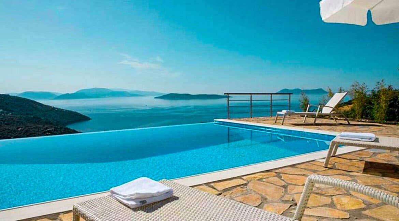 Complex of 4 Houses in Lefkada, Sivota, Villas for Sale Lefkas Greece 7
