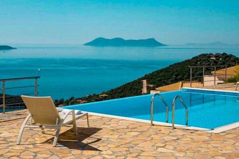 Complex of 4 Houses in Lefkada, Sivota, Villas for Sale Lefkas Greece 8