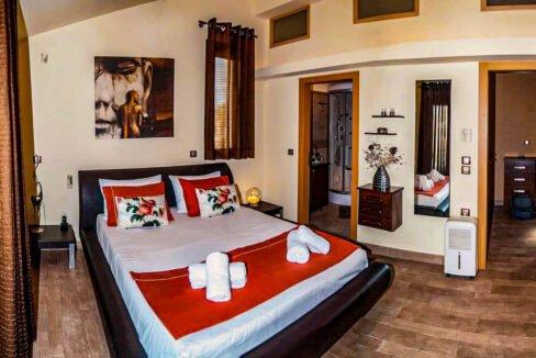 Corfu town Villa with deck for your boat, Corfu Luxury Properties. Corfu Luxury Homes 12