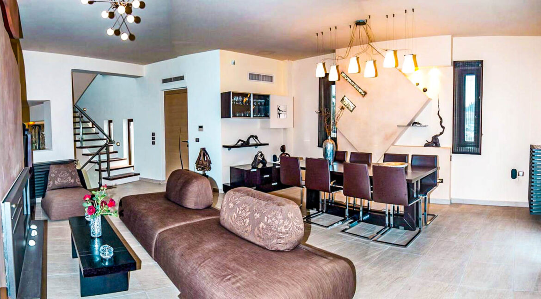 Corfu town Villa with deck for your boat, Corfu Luxury Properties. Corfu Luxury Homes 15
