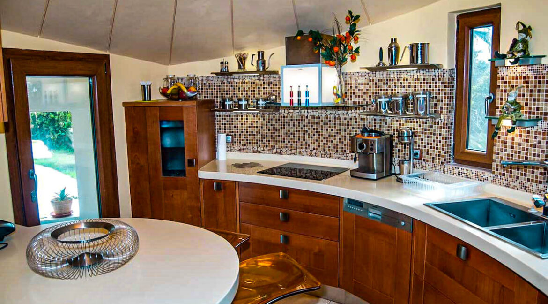 Corfu town Villa with deck for your boat, Corfu Luxury Properties. Corfu Luxury Homes 17