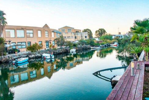 Corfu town Villa with deck for your boat, Corfu Luxury Properties. Corfu Luxury Homes 2