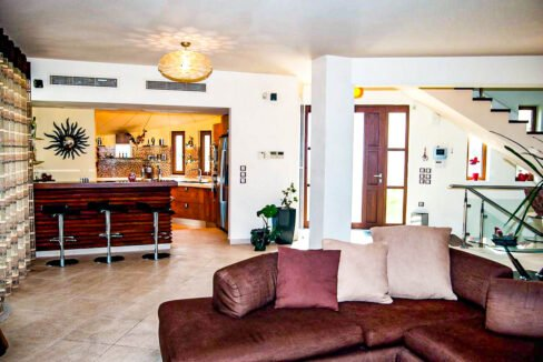 Corfu town Villa with deck for your boat, Corfu Luxury Properties. Corfu Luxury Homes 20