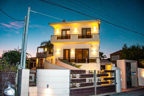 Corfu town Villa with deck for your boat, Corfu Luxury Properties. Corfu Luxury Homes 25