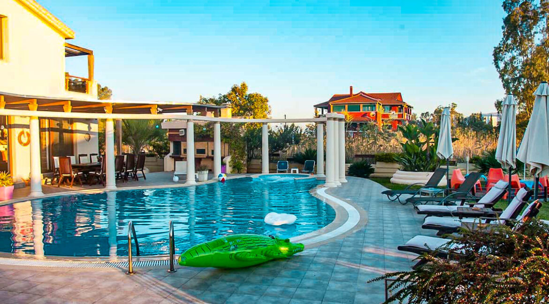 Corfu town Villa with deck for your boat, Corfu Luxury Properties. Corfu Luxury Homes 29