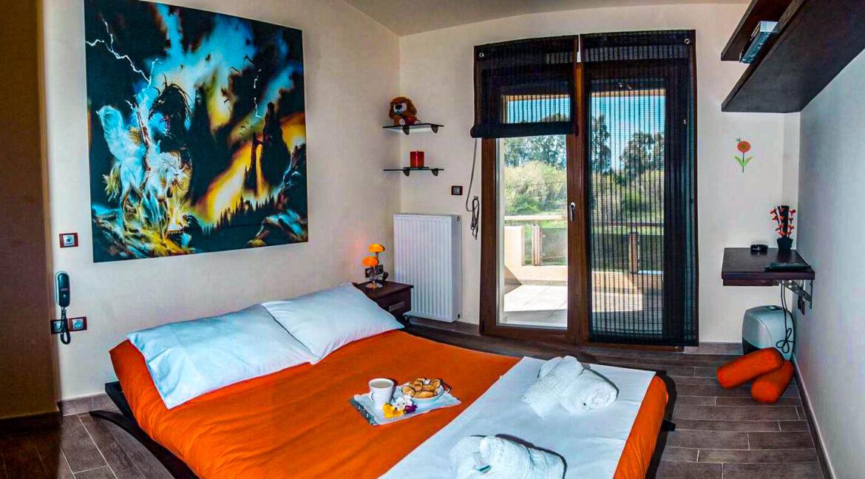 Corfu town Villa with deck for your boat, Corfu Luxury Properties. Corfu Luxury Homes 9