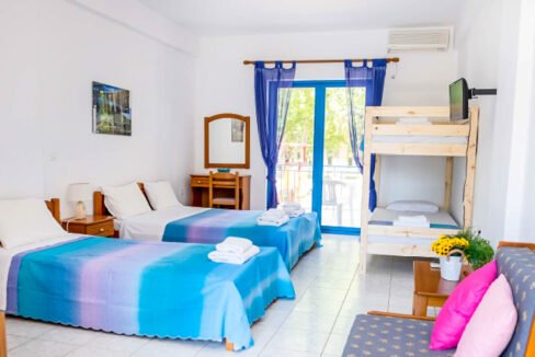 For Sale Camping in Greece, Seafront Land for Hotel 1