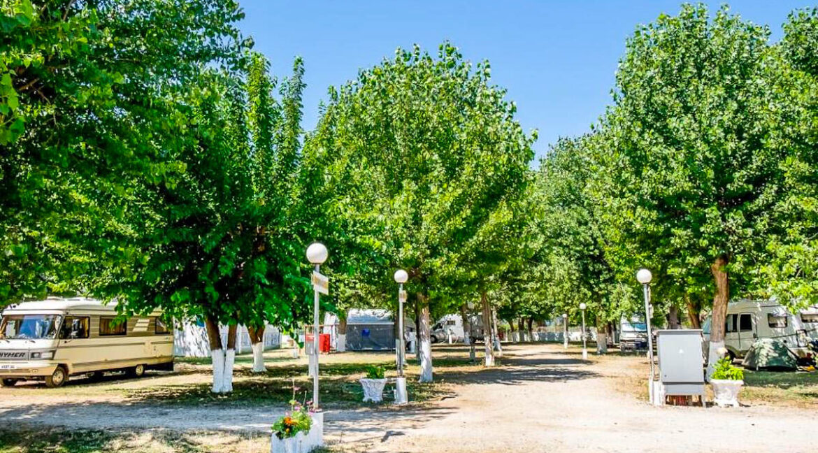 For Sale Camping in Greece, Seafront Land for Hotel 12
