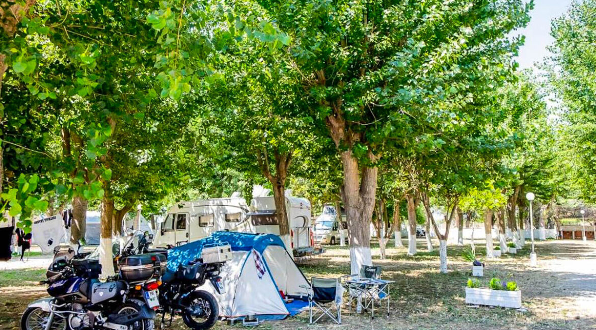 For Sale Camping in Greece, Seafront Land for Hotel 13