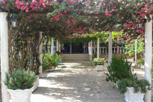 For Sale Camping in Greece, Seafront Land for Hotel 15