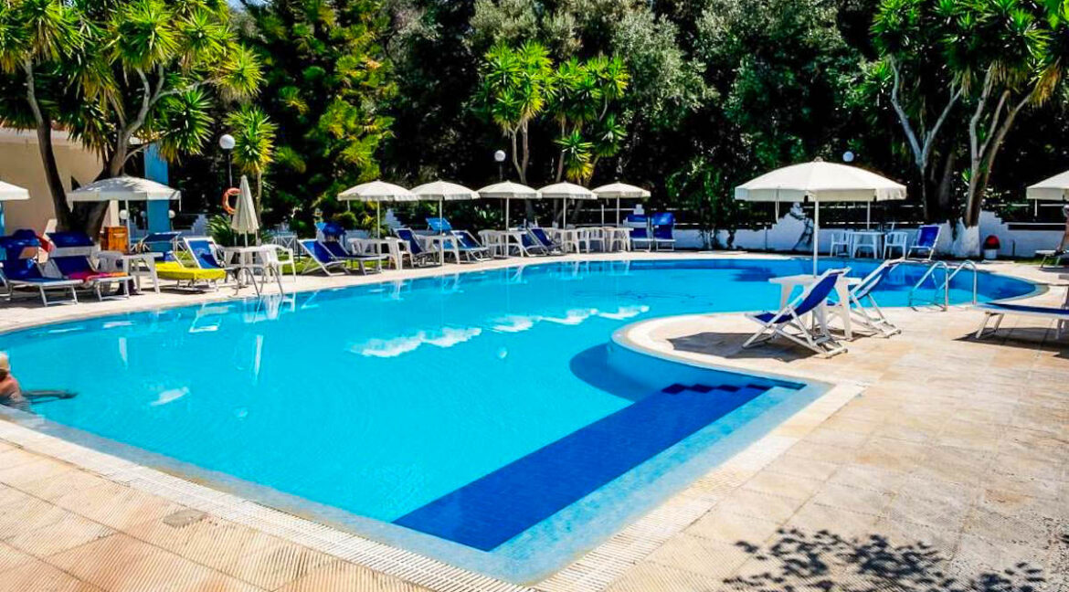 For Sale Camping in Greece, Seafront Land for Hotel 18