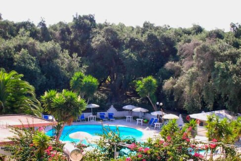 For Sale Camping in Greece, Seafront Land for Hotel 19
