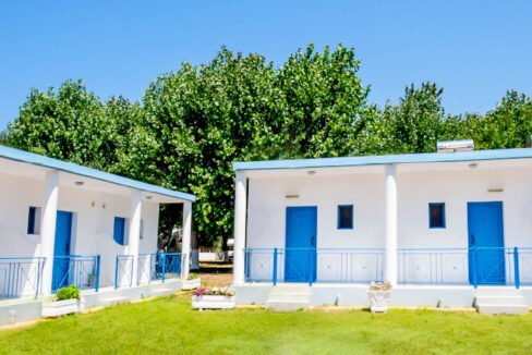For Sale Camping in Greece, Seafront Land for Hotel 2