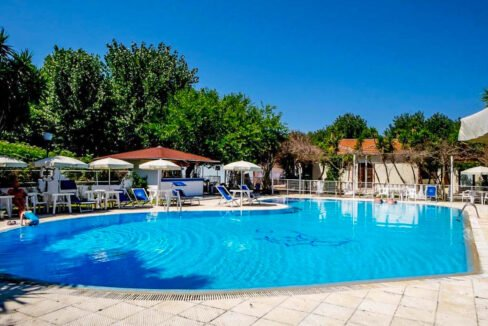 For Sale Camping in Greece, Seafront Land for Hotel 20