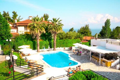 Hotel for Sale Kassandra Halkidiki, Hotel Sales Chalkidiki Greece 1