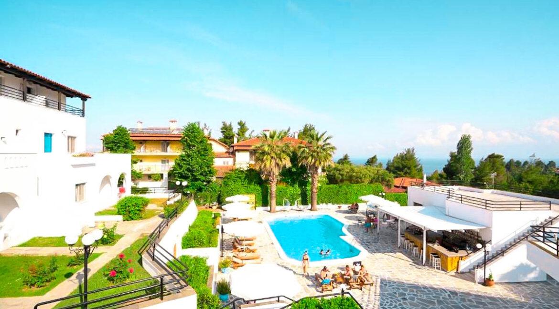 Hotel for Sale Kassandra Halkidiki, Hotel Sales Chalkidiki Greece